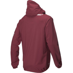 inov-8 AT/C FZ Stormshell Jacket Women dark red
